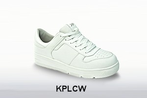 KPLCW White Low Cut Sneaker