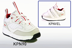 KPN90 Laced and Velcro Athletic Shoe