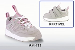 KPR11 Laced and Velcro Athletic Shoes